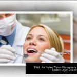 Irving Tx Emergency Dentist